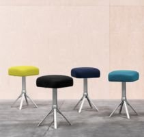 Panton Guest Stool Chair