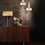 Clava Brushed Brass Shade