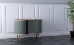 Audacious Cabinet Wooden Base Only - Oak/Dark Oak