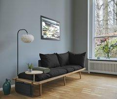 Lounge Around 3 Seater Sofa Oak