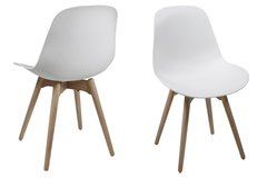 Marcs White Dining Chair