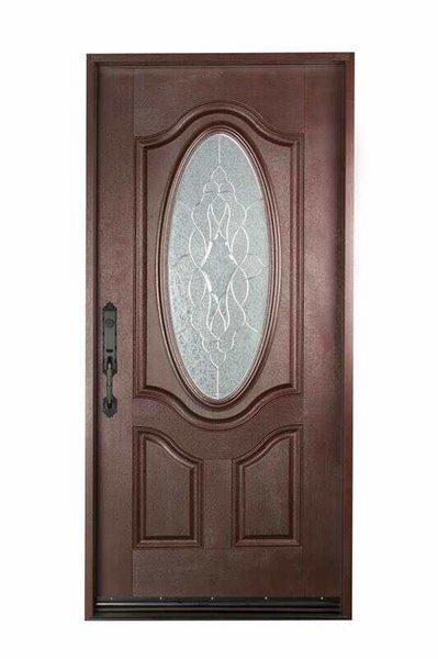 Fiberglass Door #FD-03A3680SV/DM/BG2