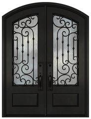 Iron Door #ID02-DB-G3
