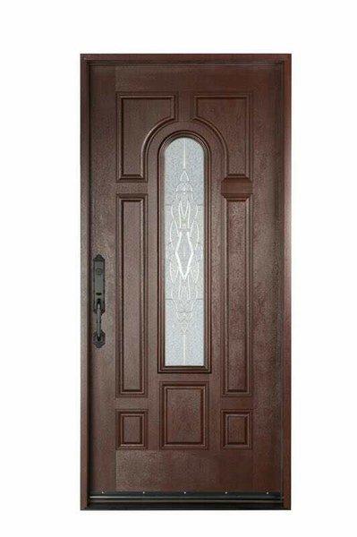 Fiberglass Door #FD-01A3680SV/DM/BG2