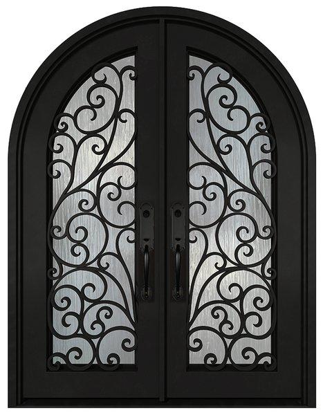 Iron Door #ID04-DB-G3