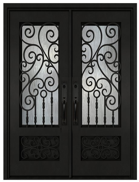 Iron Door #ID06-DB-G3