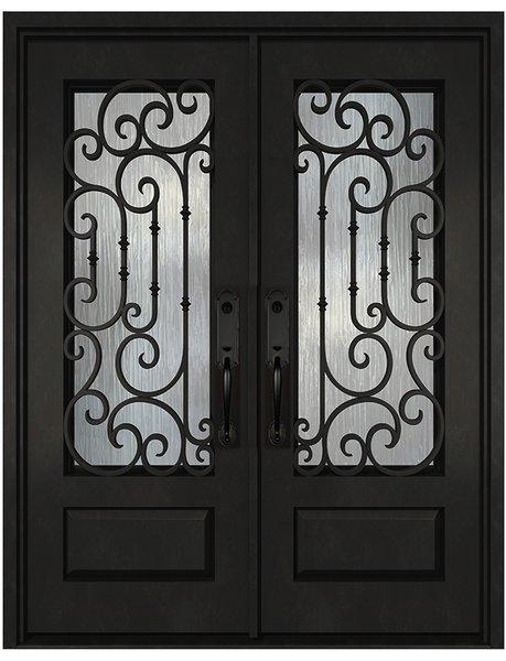 Iron Door #ID03-DB-G3