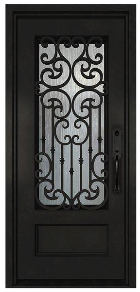 Iron Door #ID07-SINGLE-G3