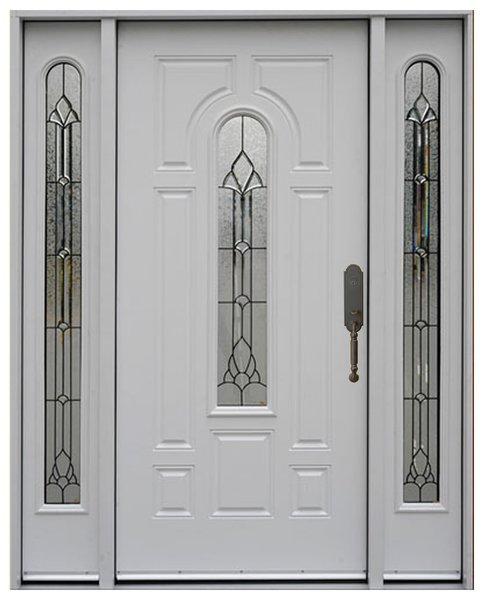 Fiberglass Door #FM280-1d2s