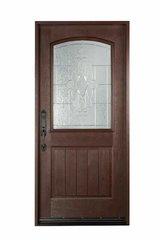 Fiberglass Door #FD-04A3680SV/DM/BG2