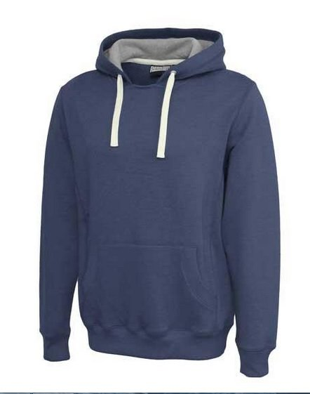 BRAILLERS HOODIE WITH LOGO