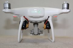 DJI PHANTOM 4 BATTERY MOD( NO EXTERNAL BATTERIES INCLUDED) ...INCLUDES PRIORITY RETURN SHIPPING