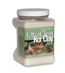 UltraClear Koi Clay 4 LB. UCL3100