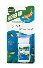 Ecological Laboratories Microbe-Lift 5 in 1 Test Strips EML145