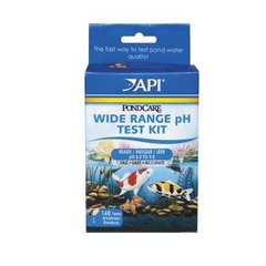 API PondCare Wide Range pH Test Kit AQP160