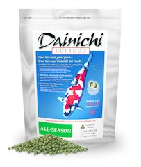 Dainichi All Season Koi Food Small Pellets