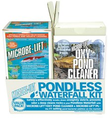 Ecological Laboratories Microbe-Lift Pondless Waterfall Kit EML260