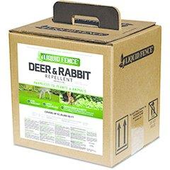 Liquid Fence Deer & Rabbit Repellent Granular 40 lb