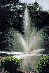 Scott Aerator Clover Fountain 1 & 1½ hp Fountains