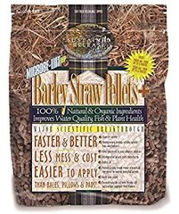 Ecological Laboratories Microbe-Lift Barley Straw Pellets +