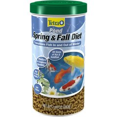 Tetra Pond - Spring and Fall Diet 16467-16469-16481