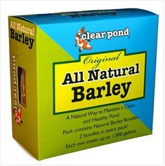 Clear Pond Barley Bundles, Original 2pk