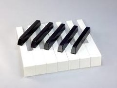 Key Tops Only With Ebony