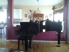 2012 Heintzman 185 Grand Piano (SOLD!)