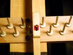 New Key Frame Guide/ Balance Pins