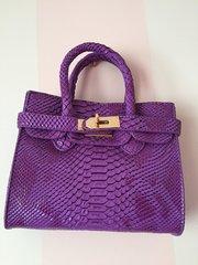 Baby Birkin Bag
