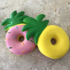 Pineapple Donut Squishy (Scented)