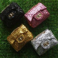 """""""Glitter"""" Sequin Purse"""