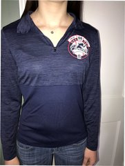 Mens and Womens 1/4 zip pullover