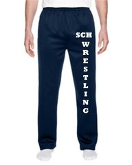SCH Navy Sweatpants