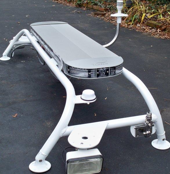 Radar Arch Universal Fit Nauticalcreations Com