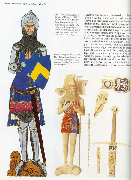 arms and armor of the medieval knight pdf