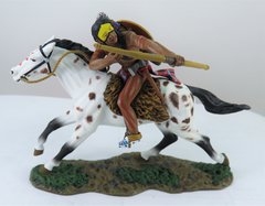 King and Country, Indian firing Bow
