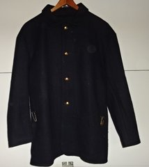CW repro, Union Dark Blue Coat, size 42