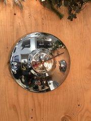 VW Bug Hubcap Wall Clock