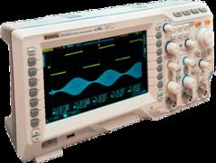 RIGOL 2000 SERIES MIXED SIGNAL & DIGITAL OSCILLOSCOPES