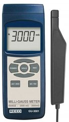 REED GU-3001 Electromagnetic Field (EMF) Meter, milliGauss (mG)/ microTesla(µT)