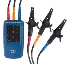 REED R5004 Motor Rotation and 3-Phase Tester