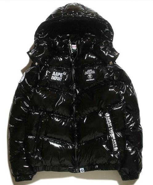 AAPE LIMITED EDITION BOMBER By Bathing Ape ®