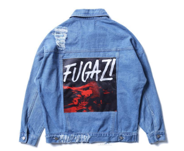 F U G A Z I Custom Denim Jean Jackets