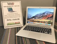 "Apple MacBook Air 13"" Early 2014 Model"