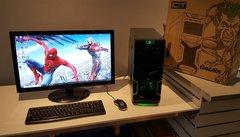Ryzen 3 1200 GTX 1050 Hybrid Gaming PC Windows 10 Pro