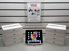 Apple iPad 4 4th Generation 16GB Wifi Retina Display Models - Retail Boxed