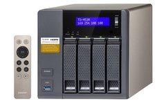 QNAP TS-453A-4G 4 Bay Desktop NAS Enclosure With 4TB Storage (4 x 1TB)