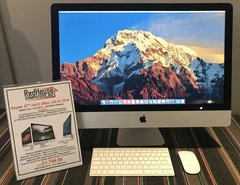 "Apple iMac Slimline 27"" Late 2015 Model"
