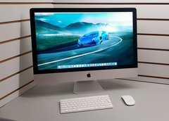 "Apple iMac 27""-inch Slimline Display All In One PC Inc Office"